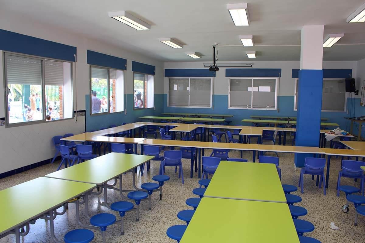 Comedor - Colegio Nuestra Señora de Lourdes
